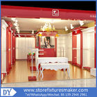 Nice Red baking paint Kids Dress Shop - OEM Factory Kids Dress Stores with top quality nhà cung cấp